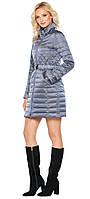 Женская осенне-весенняя куртка цвет маренго модель 39002, фото 1