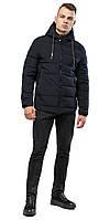 Подростковая качественная куртка черная зимняя модель 6009, фото 1