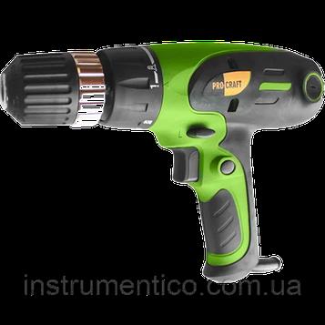 Дрель-шуруповерт электрический Proсraft PB1050
