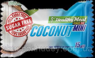 Протеиновая конфета в глазури Power Pro COCONUT MINI (15 грамм)