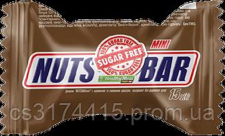 Протеиновая конфета в глазури Power Pro NUTS BAR MINI (15 грамм)