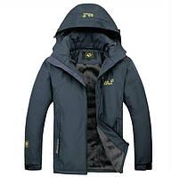 Мужская куртка JACK WOLFSKIN. Куртка мужская зимняя. Зимние куртки с мехом мужские. Распродажа курток.