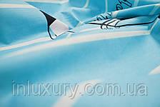 Простынь на резинке Коты 90х190х20, фото 3