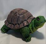 Декор садовый статуэтка гипсовая Черепаха большая
