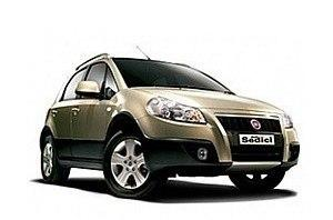 Fiat Sedici 2006↗ гг.