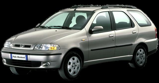 Fiat Palio 1998↗ гг.