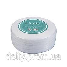 Термолента для окрашивания волос Doily® 0,1х50м (1 рул) из вспененного полиэтилена Цвет: белый