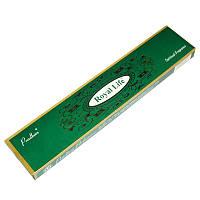 Ароматические палочки индийские натуральные Роял лайф, Royal Life (12 sticks) Pradhan