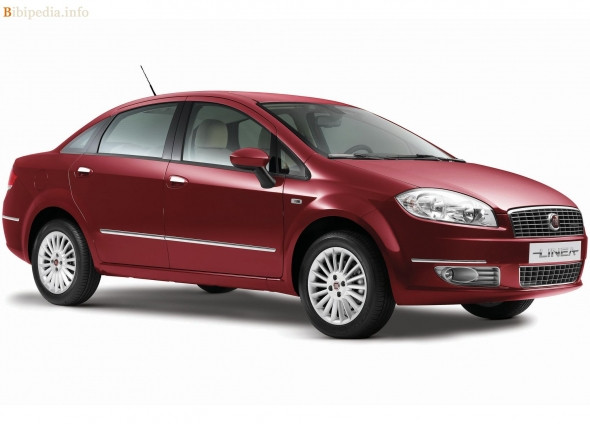Fiat Linea 2006↗ и 2013↗ гг.