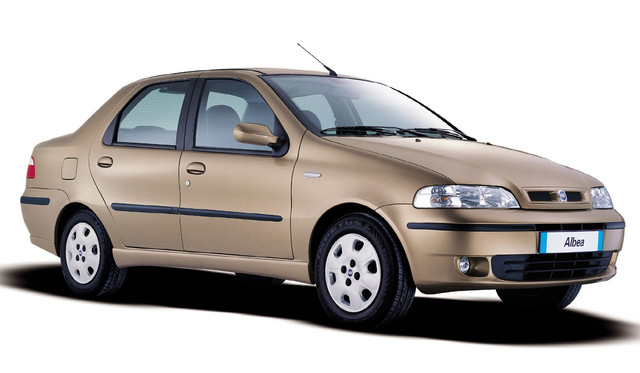 Fiat Albea 2002↗ гг.