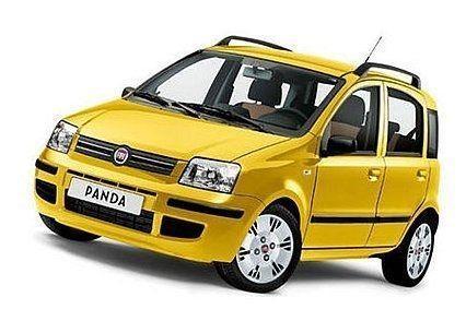 Fiat Panda 2003-2011 гг.