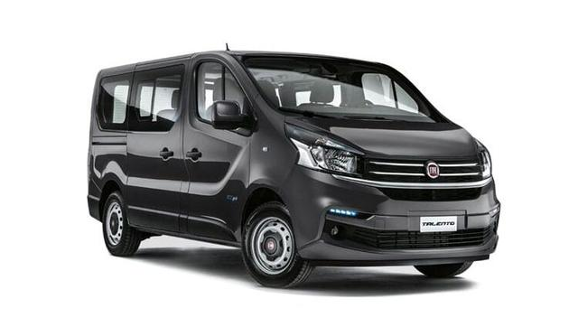 Fiat Talento 2016↗ гг.