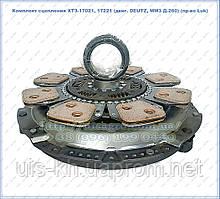 Комплект сцепления ХТЗ-17021, 17221 (DEUTZ, ММЗ) 3 поз. (пр-во Luk) 635 3521 00