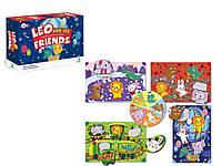 Игра на создание сюжета Лео и его друзья Додо игрушки для мальчика девочки детские развивающие интерактивные