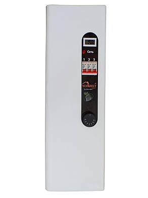 Электрокотел Warmly Classik Series 9 кВт 220/380в. Модульный контактор (т.х), фото 2