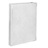 """Ежедневник А5 недатрованый """"Alaska"""", 418 стр., белый"""