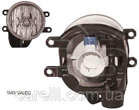 Фара протитуманна ліва Н16 (тип VALEO) для Toyota Corolla 2013-16 USA