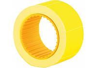 Этикетки-ценники Economix 30х40 мм желтые (150 шт./рул.), E21309-05