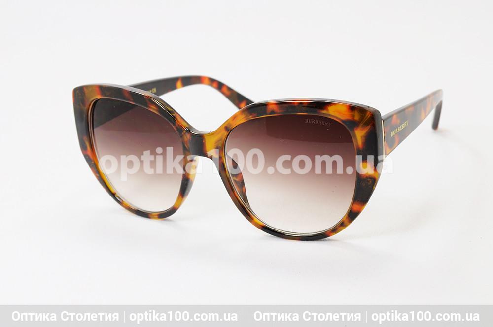 Солнцезащитные очки ДЛЯ ЗРЕНИЯ в стиле Barberry. Коричневые
