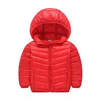 Куртка детская демисезонная короткая