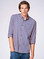 Мужская рубашка Volcano K-Ters M09009-716