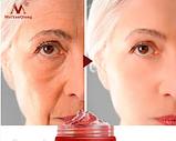 Маска для лица ночная очищающая с экстрактом винограда 50 г, фото 6