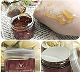 Маска для лица ночная очищающая с экстрактом винограда 50 г, фото 9