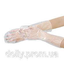 Пакеты для парафинотерапии рук Doily 15х40см, (50 шт\пач)