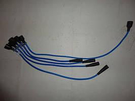 Провода свечей (медная жила, латунный наконечник, ПВХ) ВАЗ 2121 (17121)