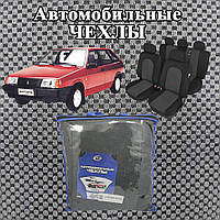 Авто Чехлы на Ваз 2108, 2109, 21099, 2114, 2115. Автомобильные, модельные чехлы Tuning.