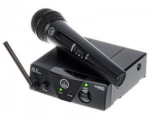 Радиосистема Akg WMS40 Mini Vocal Set UHF 660 700 Mhz с ручным микрофоном