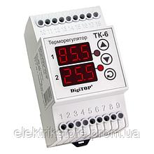 Терморегулятор - ТК-6 побутової