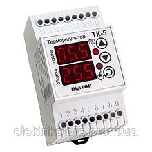 Терморегулятор - ТК-5 для котлів та систем опалення
