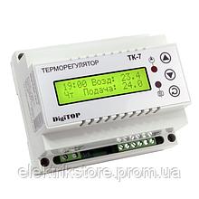 Терморегулятор - ТК-7 для котлів та систем опалення