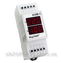 Ампер-вольтметр - AVM-1
