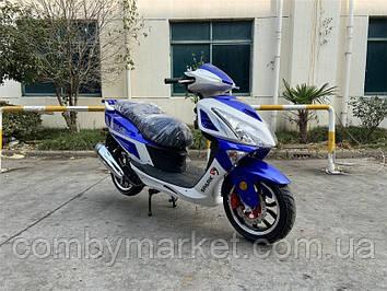Скутер Spark SP150S-17R Blue/white