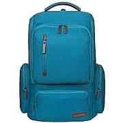 Рюкзак для ноутбука DUBYAO чорний тканина поліестер 28х46х12 ксС41мор вол