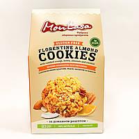 Печенье MonLasa кокосово-миндальное (безглютеновое), 120 г, фото 1