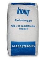 KNAUF Гипс строительный, алебастр, мешок 30кг