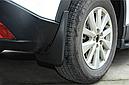 Брызговики MGC Mazda CX-5 (Мазда) 2012-2017 г.в. комплект 4 шт KD45V3460, KD45V3450, фото 10