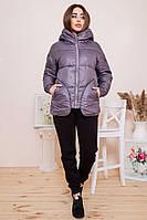 Женская зимняя куртка - пуховик