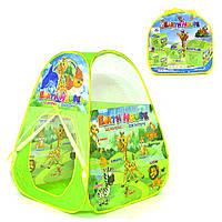 Палатка Домик Зоопарк животные, детская палатка детская жираф, игровая палатка для дома, квартиры