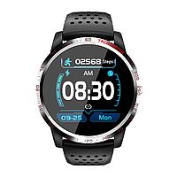 Умные часы Lemfo W3 с измерением давления и ЭКГ Черный (swlemw3bl)