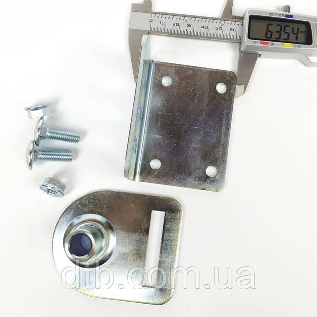 Кронштейн верхній LBG-1 для воріт Alutech (без відео)