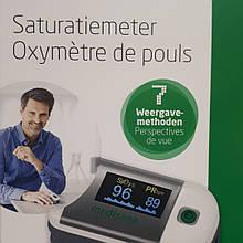Пульсоксиметр медицинский Меdisana оригинал пульс оксиметр уровень кислорода в крови  Германия