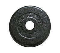 Гантельный диск 3 кг
