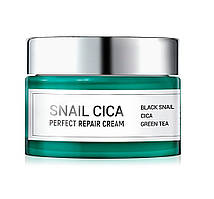 Відновлюючий крем для обличчя Esthetic House Snail Cica Perfect Repair Cream