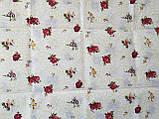 Пододеяльник из полиэстера полуторный Мелкие розочки, фото 4
