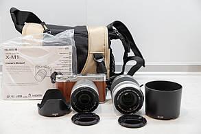 Fujifilm X-M1 kit XC 16-50 OIS + Fujifilm XC 50-230mm f/4.5-6.7