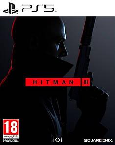 Hitman 3  (англійська версія) PS5